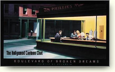 The Hollywood Canteen Chat